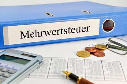 Mehrwertsteuer berechnen
